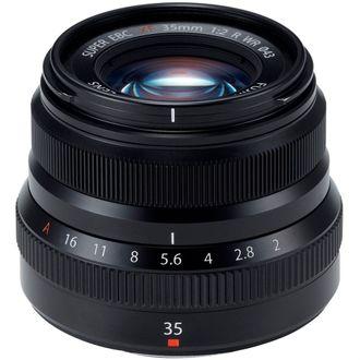 Objetiva Fujinon XF 35mm F/2 R WR (Black)