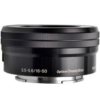 Objetiva Sony E 16-50mm F/3.5-5.6 OSS - Usada