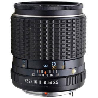 Objetiva Pentax-M SMC 135mm F/3.5 - Usada