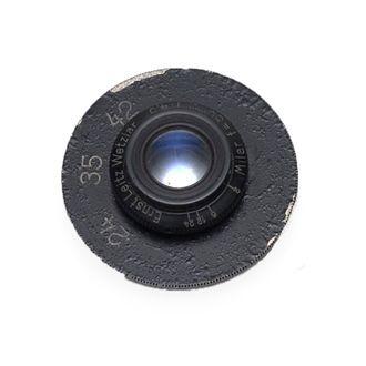 Lente para Ampliador Leica 50mm F/4.5 - Usada