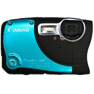 Câmera Canon Powershot D20 - A Prova D'Água - Usada