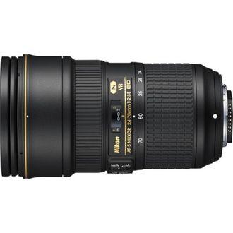 Objetiva Nikon AF-S 24-70mm F/2.8E ED VR