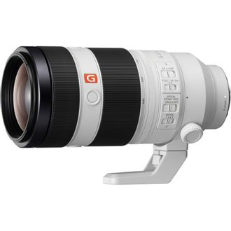 Objetiva Sony FE 100-400mm F/4.5-5.6 Gm OSS - Usada