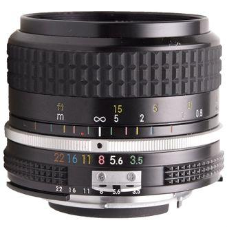 Objetiva Nikon AI 28mm F/3.5 - Usada