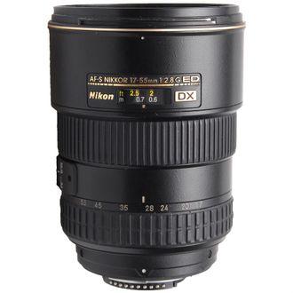 Objetiva Nikon AF-S 17-55mm F/2.8G DX - Usada