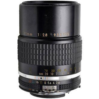 Objetiva Nikon AI-S 135mm F/2.8 - Usada