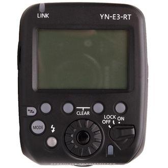 Transmitter Yongnuo YN -E3-RT para Canon - Seminovo
