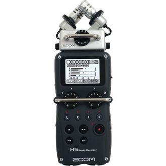 Gravador de Áudio Portátil Zoom H5