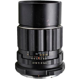 Objetiva Pentax 6x7 Super-Multi-Coated Takumar 200mm F/4 - Usada