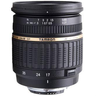 Objetiva Tamron AF 17-50mm F/2.8 Di II Xr SP para Nikon - Usada Objetiva Tamron AF 17-50mm F/2.8 DIII Xr SP para Nikon - Usada