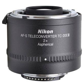 Teleconverter Nikon 2X TC-20E LLI Aspherical - Usado