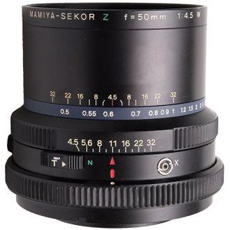 Objetiva Mamiya-Sekor Z 50mm F/4.5W - Usada