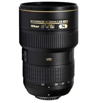 Objetiva Nikon AF-S Nikkor 16-35mm F/4G ED VR - Usada