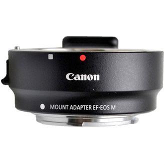 Adaptador Canon EF/EOS-M - Usado