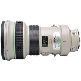 Objetiva Canon EF 400mm F/4 Do LS USM - Usada