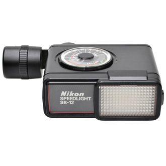 Flash Nikon SB-12 - Usado