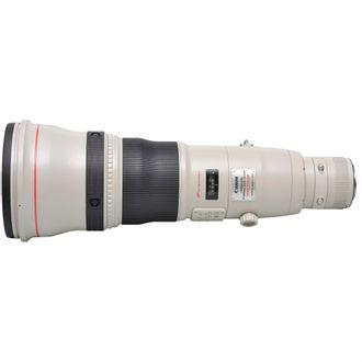 Objetiva Canon EF 800mm F/5.6L LS USM - Usada