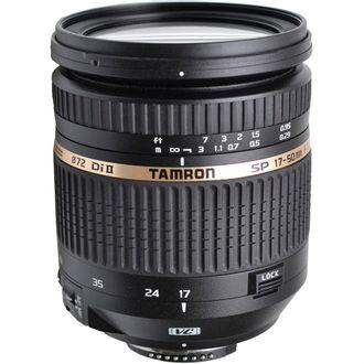 Objetiva Tamron SP DIII 17-50mm F/2.8 Vc para Nikon - Usada