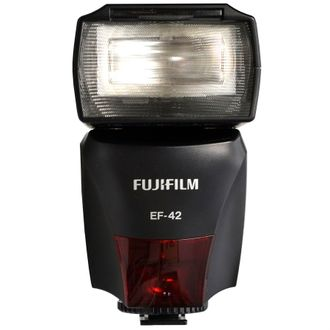 Flash Fujifilm EF-42 - Usado