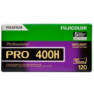 Filme Fujicolor Pro 400H - Formato 120 - (Cada Filme)