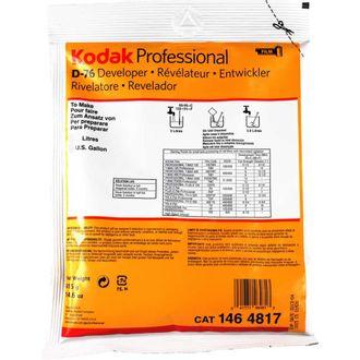 Revelador Kodak D76 415G Rende 3,8L (1 Galão)