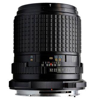 Objetiva Pentax 67 SMC 135mm F/4 Macro - Usada