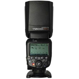 Flash Yongnuo YN 600 EX-RT II - TT L (Canon)