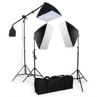 Kit de Iluminação Greika Pk-Sb03 110V