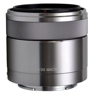 Objetiva Sony E 30mm F/3.5 Macro - Usada