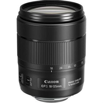 Objetiva Canon EF-S 18-135mm F/3.5-5.6 IS NANO USM