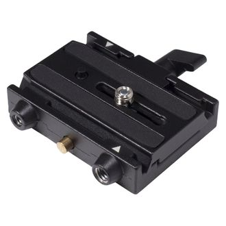 Base Engate Rápido Quick Release Tipo Manfrotto 577