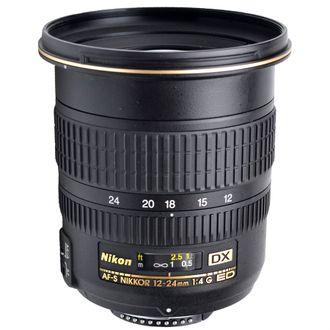 Objetiva Nikon AF-S DX Zoom-Nikkor 12-24mm F/4G If-Ed - Usada