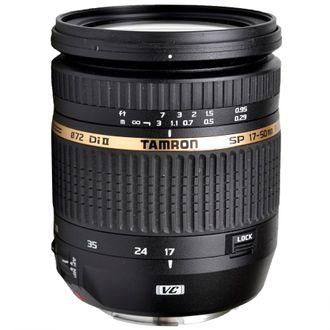 Objetiva Tamron SP DIII AF 17-50mm F/2.8 Vc para Canon - Usada