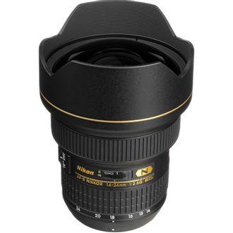 Objetiva Nikon AF-S 14-24mm F/2.8G Ed N - Usada
