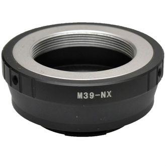 Adaptador M39 para Samsung NX - Usado