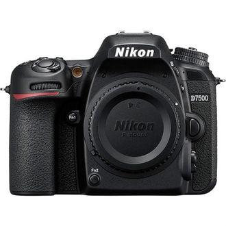 Câmera DSLR Nikon D7500 - Corpo