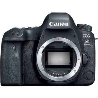 Câmera DSLR Canon EOS 6D Mark II - Corpo Câmera Canon EOS 6D Mark II - Corpo