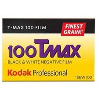 Filme Preto e Branco Kodak T-Max 100 - Formato 135 - 36 Poses
