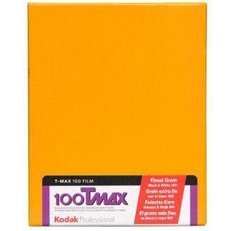 Filme Preto e Branco Kodak T-Max 100 - Formato 4X5