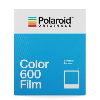 Filme Instantâneo Polaroid 600 Colorido - Polaroid Originals (8 Fotos) - Vencido em Jan/2020