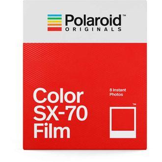 Filme Instantâneo Polaroid SX-70 Colorido - Polaroid Originals (8 Fotos)