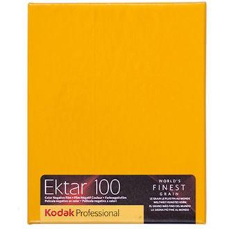 Filme Colorido Kodak Ektar 100 - Formato 4X5
