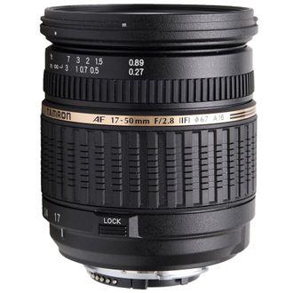 Objetiva Tamron AF 17-50mm F/2.8 DIII Xr SP P Nikon - Usada