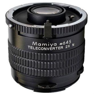 Teleconverter Mamiya M645 2X N - Usado