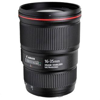 Objetiva Canon EF 16-35mm F/4L IS USM - Usada