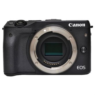 Câmera Canon EOS-M3 - Corpo - Usada