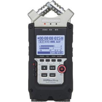 Gravador de Áudio Portátil Zoom H4N Pro