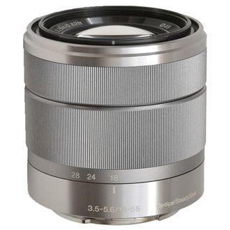 Objetiva Sony E 18-55mm F/3.5-5.6 OSS - Usada