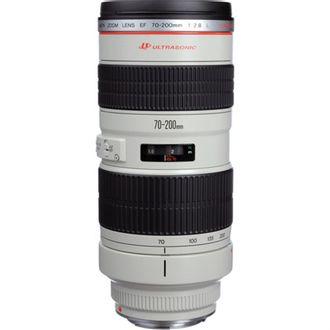 Objetiva Canon EF 70-200mm F/2.8L USM