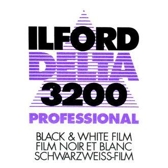 Filme Preto e Branco Ilford Delta 3200 - Formato 135 - 36 Poses